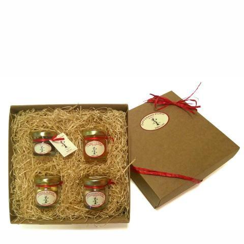 Confezione regalo in scatola (Tipologia 1)