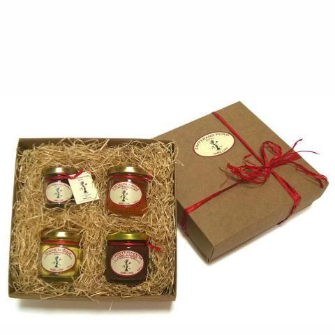 Confezione regalo in scatola (Tipologia 2)
