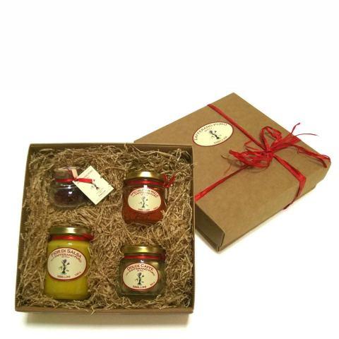 Confezione regalo in scatola (Tipologia 3)