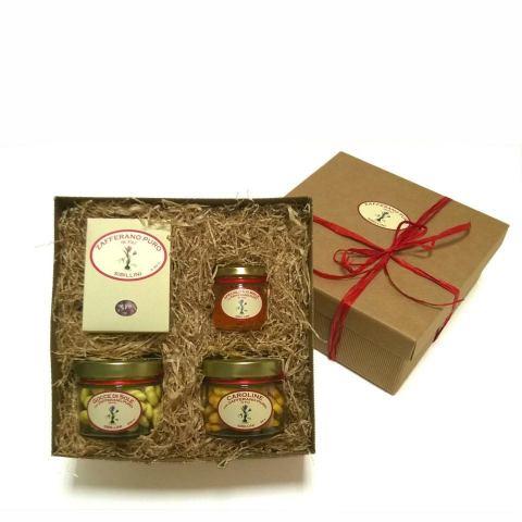 Confezione regalo in scatola (Tipologia 4)