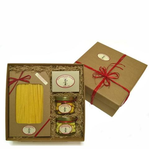 Confezione regalo in scatola (Tipologia 5)