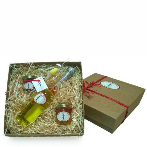 Confezione regalo in scatola (Tipologia 6)