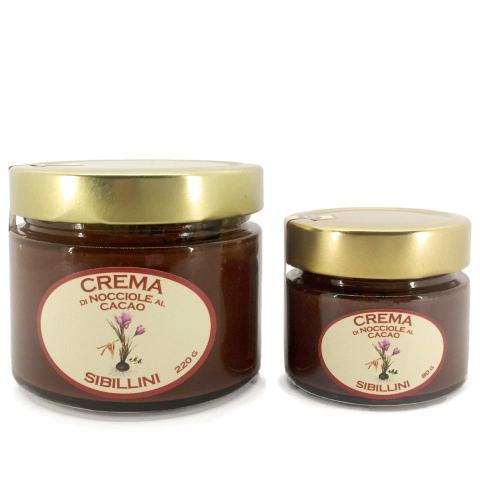 Crema di Nocciole al Cacao